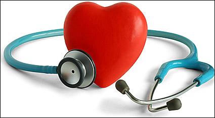jantung hati stetoskop