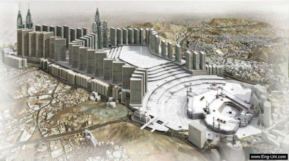 new makkah expansion project