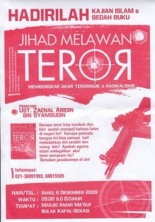 tabligh akbar mencegah terorisme